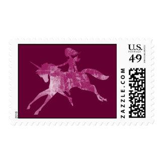 Unicorn Dream Rider Postage