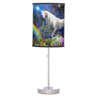 Unicorn Dream Table Lamp By DreamFlame 5D