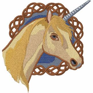 Unicorn Dreams Embroidered Hooded Sweatshirts