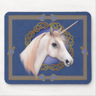 Unicorn Dreams Mouse Pad