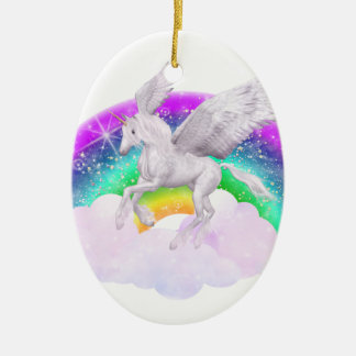 Unicorn Dreams Ornaments