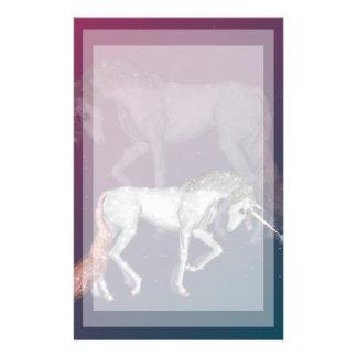 Unicorn Dreams Stationery Paper