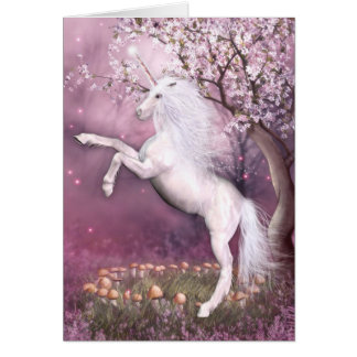 Unicorn Energy Card