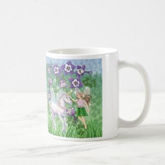 Unicorn Fairy Coffee Mugs
