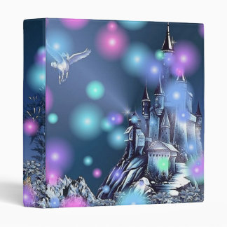Unicorn Fairy Tales - Multi-Purpose Binder