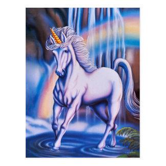 Unicorn Falls Postcard