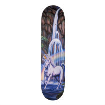Unicorn Falls skateboard