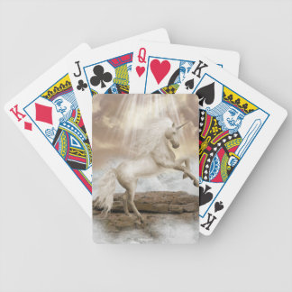 Unicorn Fantasy Bicycle® Playing Cards