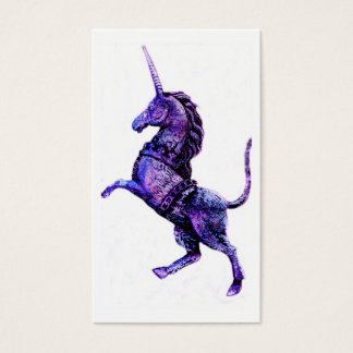 UNICORN FANTASY BUSINESS CARD