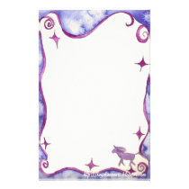 Unicorn fantasy- stationary stationery
