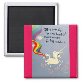 Unicorn Farts Refridgerator Magnet