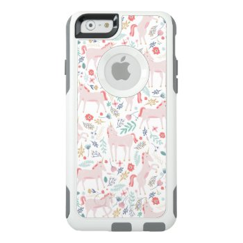 Unicorn Fields Otterbox Iphone 6/6s Case by origamiprints at Zazzle