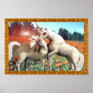 Unicorn Fields Print