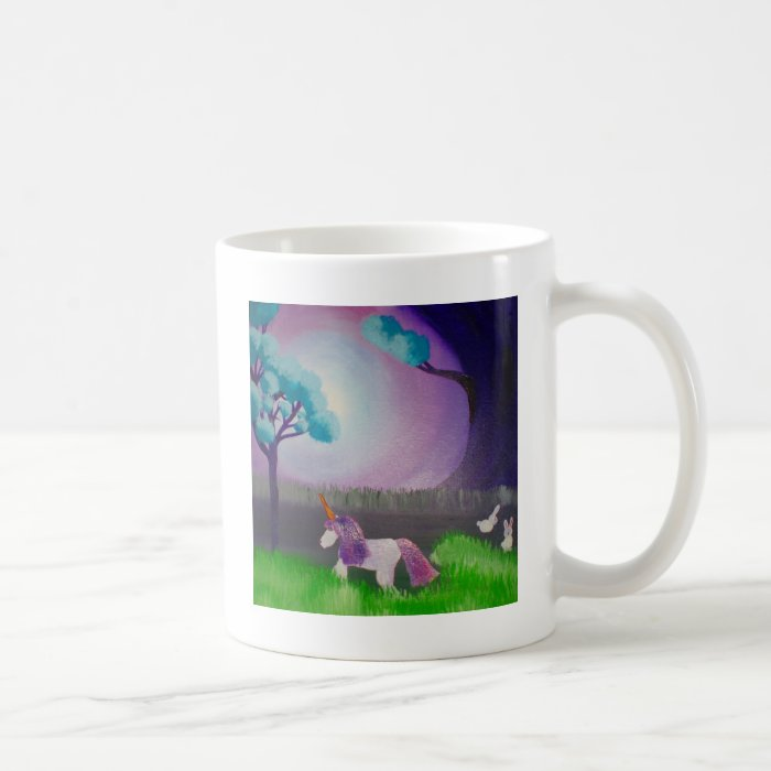 Unicorn Forest Coffee Mug
