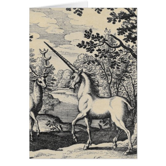 Unicorn from Lambspring cards