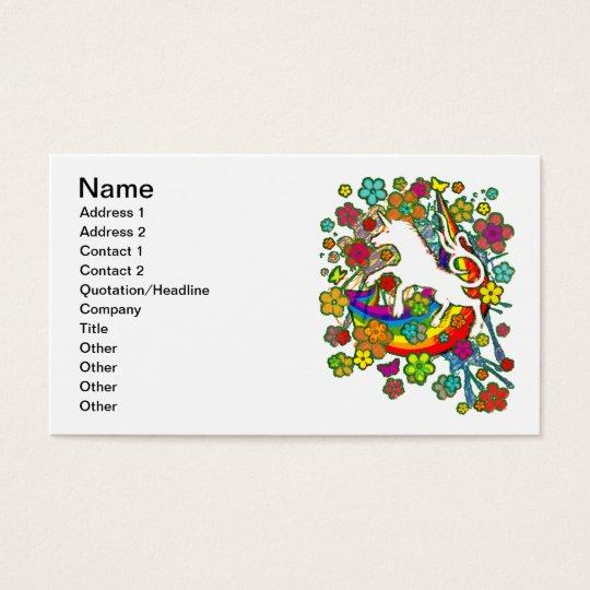 Unicorn_Gallop Business Card