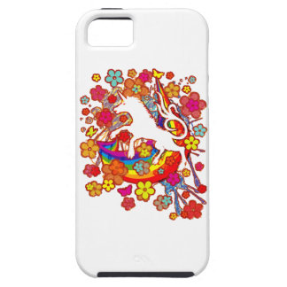 Unicorn_Gallop iPhone 5 Covers