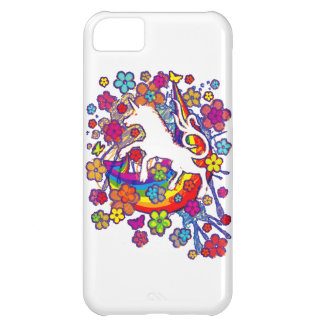 Unicorn_Gallop iPhone 5C Covers