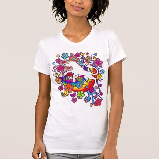 Unicorn_Gallop T Shirt