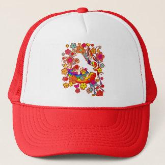 Unicorn_Gallop Trucker Hat