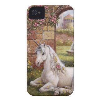 Unicorn Garden iPhone 4 Case