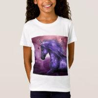 Unicorn Girl's T-Shirt
