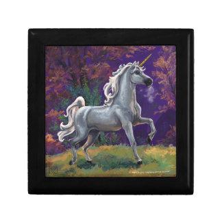 Unicorn Glade Keepsake Box
