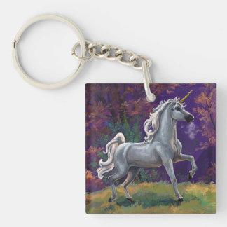 Unicorn Glade Keychain