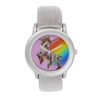 unicorn glitter watch