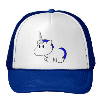 Unicorn Hat (Blue)