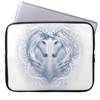Unicorn Heart Computer Sleeve