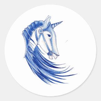 Unicorn Helmet Stickers