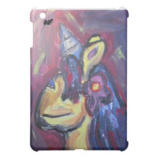 unicorn highlight iPad mini covers