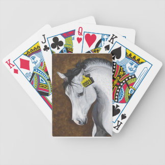 Unicorn: How Far Would We Go? Bicycle Playing Cards