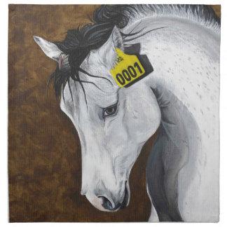 Unicorn: How Far Would We Go? Napkin