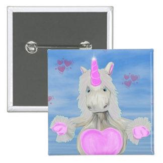 Unicorn Hug Buttons