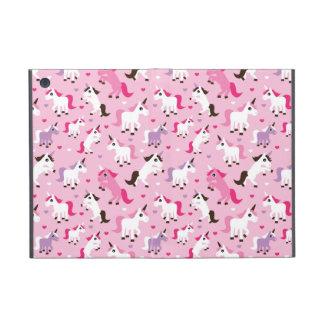 unicorn illustration kids background case for iPad mini