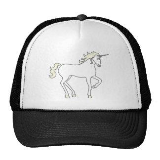 Unicorn Illustration Trucker Hat