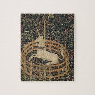 Unicorn in Captivity Jigsaw Puzzle