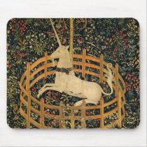 Unicorn In Captivity Original Mouse Pad