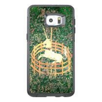 Unicorn In Captivity OtterBox Samsung Galaxy S6 Edge Plus Case