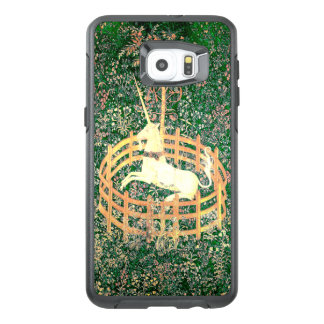 Unicorn In Captivity OtterBox Samsung Galaxy S6 Edge Plus Case