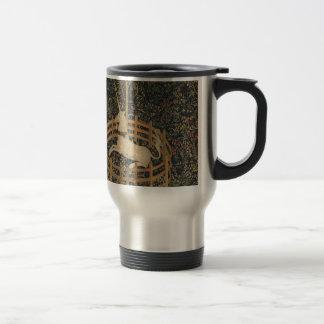 Unicorn in Captivity Travel Mug