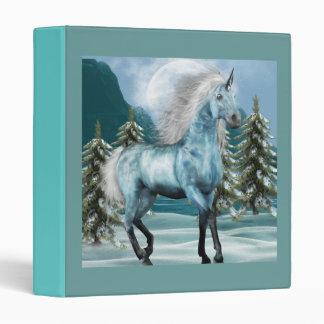 Unicorn in Moonlight  Binder