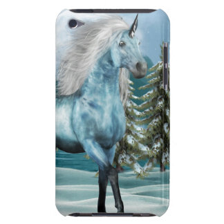 Unicorn in Moonlight  iTouch Case