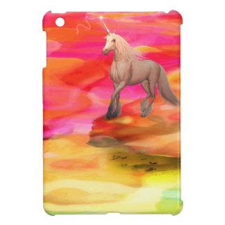 Unicorn in Painted Desert iPad Mini Cases