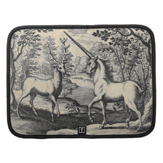 Unicorn in the Forest Folio Planners