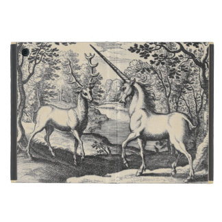 Unicorn in the Forest iPad Mini Cover