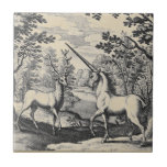 Unicorn in the Forest Tiles