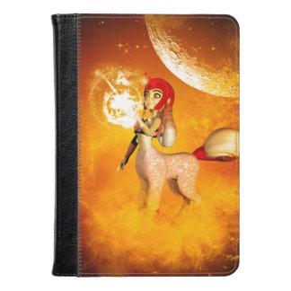 Unicorn in the universe kindle case
